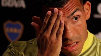 Tevez y Benedetto, entre los afectados por el ataque al autobús de Boca Juniors