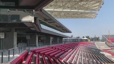 ¡Joya Arquitectónica! Así es la nueva casa de los Diablos Rojos del México