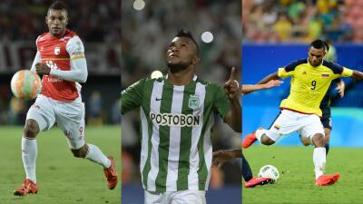 ¿Quién es el colombiano que escolta a Messi, Suárez y 'CR7' como goleador mundial?