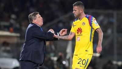 El Piojo explicó por qué no utilizó a Jérémy Ménez en los duelos ante Chivas
