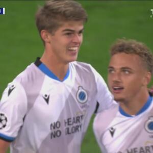 ¡Halloween completo! Club Brugge anota 1-2 y se lleva triunfo al 93'