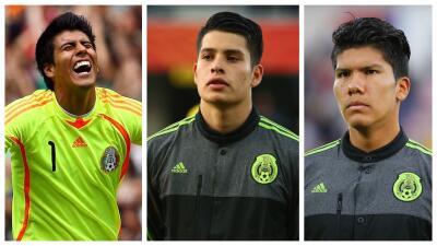 ¿Quién para relevo de Ochoa? porteros mexico-americanos en MLS