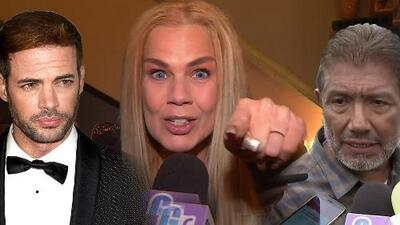 Niurka Marcos se despachó en insultos contra William Levy después que criticó al productor Juan Osorio