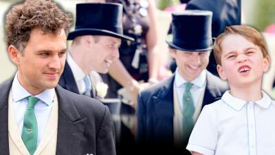 Mejor amigo del príncipe William se casará con una maestra de la escuela del príncipe George (y será el pajecito)
