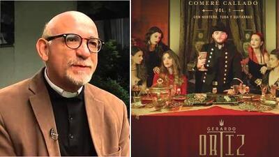 Gerardo Ortiz niega que la portada de su nuevo disco sea una representación de la última cena