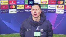 """Ander Herrera cree que la eliminatoria ante Bayern """"está abierta"""""""