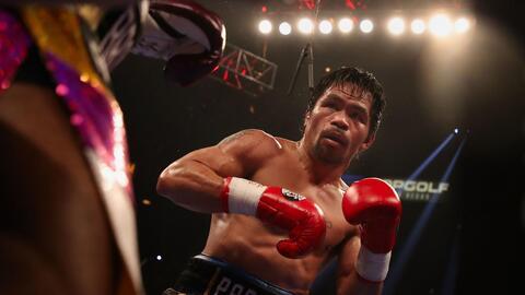 ¿Te animas? Pacquiao busca rival en las redes sociales para su próxima pelea