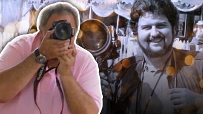 Raúl de Molina recordó sus tiempos de fotógrafo (aunque a sus seguidores no les gustaron las imágenes)