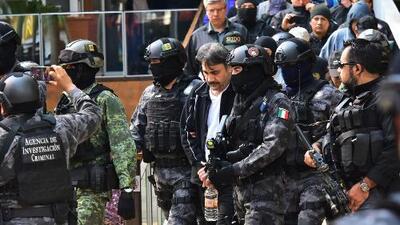 México extradita a la mano derecha de 'El Chapo' Guzmán