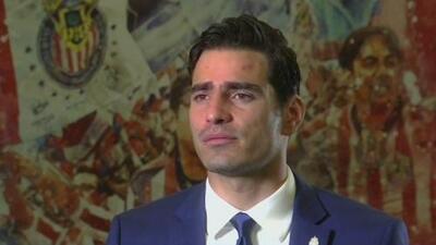 Exclusiva | Antonio Briseño quiere ser un referente con Chivas