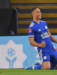 Con doblete de Kelchi Iheanacho y gol de Youri Tielemans, Leicester City vence 3-1 al Manchester United y consigue su boleto a la Semifinal de la FA Cup, donde enfrentará a Southampton el 17 de abril por un lugar a la final.