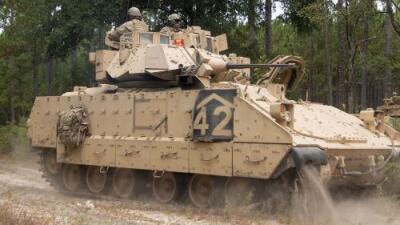 Tres soldados estadounidenses murieron y otros tres quedaron heridos en un accidente en una base militar de Georgia
