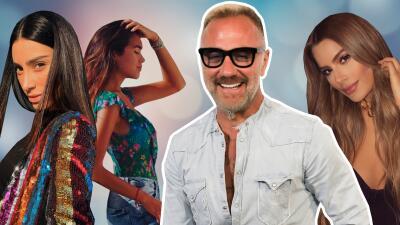 Gianluca Vacchi: un anillo de compromiso y 3 novias en 3 años