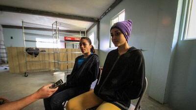 Abandonadas en el camino por su padre: así fue el duro viaje de dos menores salvadoreñas a Tijuana