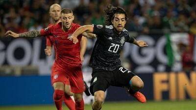 El Tri y Team USA ascienden en el ranking FIFA