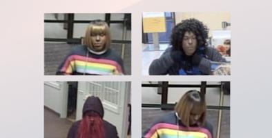 """FBI busca al """"bandido malo de la peluca"""" por robar múltiples bancos"""