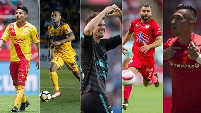Goles nominados al Balón de Oro de Liga MX