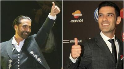 A prueba de todo: así es la amistad de Alejandro Fernández con Rafael Márquez