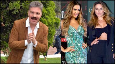 Ari Telch y sus amores con Ninel Conde y Kate del Castillo