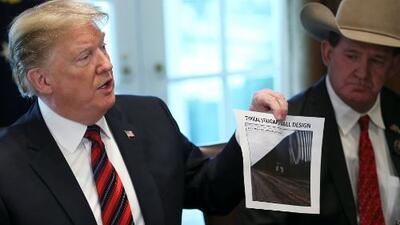 En un minuto: Trump dará su discurso del Estado de la Unión marcado por inmigración y el muro