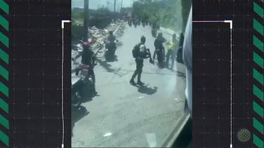 La Selección de Belice vivió momentos de terror en Haití