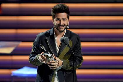Foto a foto, los momentos más espectaculares de la entrega de Premio Lo Nuestro