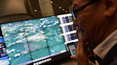 Satélite chino halla objetos que podrían ser los restos del avión de Malaysia