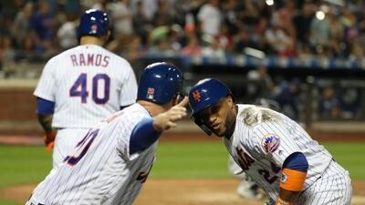 Con tres jonrones de Robinson Canó, Mets derrota a los Padres