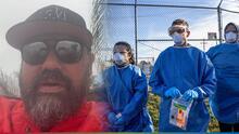 """""""Es un humor muy negro el que tiene Ricky Muñoz"""": Se acaban al vocalista de Intocable por lo que dijo tras ponerse la vacuna del coronavirus"""