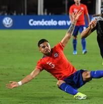 Chile y Argentina sacan el empate sin goles en Los Angeles