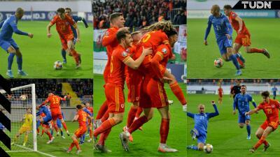 Gales gana y aprieta a Hungría por el pase a la Euro 2020