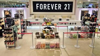 Forever 21 ofrece disculpas por enviar barras dietéticas en pedidos de tallas grandes