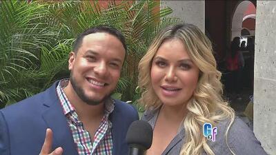 Chiquis Rivera le pidió permiso a Lorenzo para posar desnuda y él está muy orgulloso