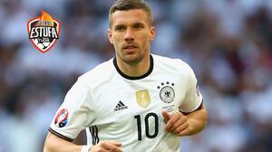 Mañana reunión clave entre Podolski y Presidente del Querétaro