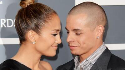¿Jennifer López y Casper Smart están juntos de nuevo?