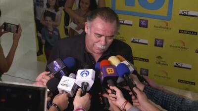 Jesús Ochoa defiende su cargo como líder de los actores de México de Fernando Larrañaga, quien quiere sustituirlo