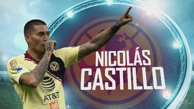 Análisis de Nicolás Castillo, un goleador que llegó tímido al América y ha ido despegando