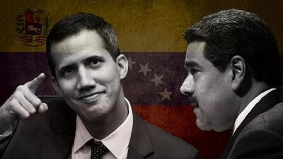 """¿El principio del fin para Maduro o una """"operación engaño"""" contra Guaidó?"""
