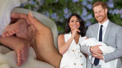 Meghan Markle no olvidó a Lady Diana al celebrar su primer Día de las Madres con Archie Harrison