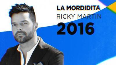 2016   'La mordidita': el tema que trajo a Ricky Martin de vuelta