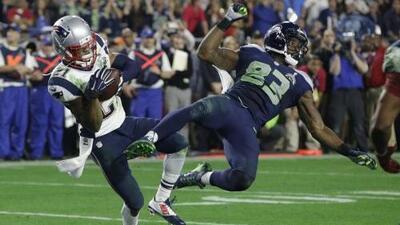 "El héroe del Super Bowl XLIX se quedó en la banca en la derrota de los Pats: ""Dejaron de confiar en mí"""