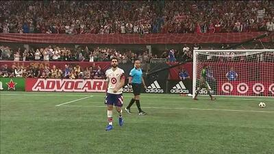 ¡GOOOL! Diego Valeri anota para MLS All-Stars