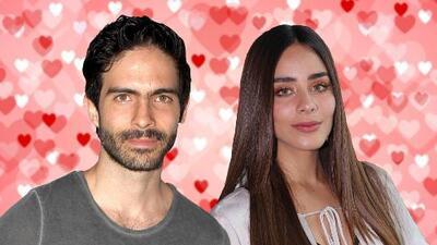 De la ficción a la realidad: así nació el amor entre Osvaldo Benavides y Esmeralda Pimentel