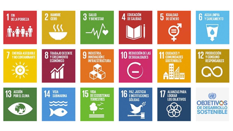 Resultat d'imatges de cartel ODS 2030