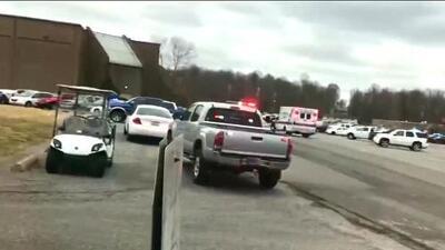 Se registra tiroteo en escuela de Kentucky, el sospechoso ya estaría en manos de las autoridades