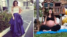Estas guapas actrices están a punto de convertirse en mamás