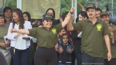 La activista comunitaria Nestora Salgado fue liberada