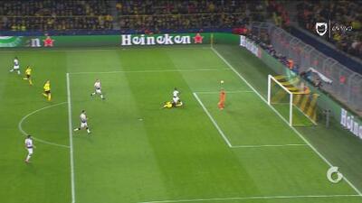 Paco Alcácer estuvo muy cerca de romper el cero en Alemania