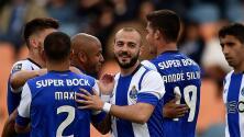 El Oporto remonta ante Académica y gana sin Casillas ni Layún