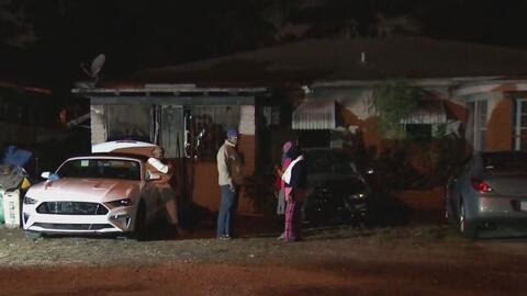 Al menos nueve personas evacuadas por el incendio de una vivienda en Hialeah